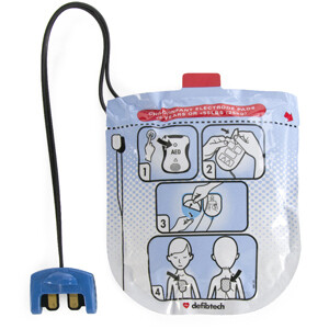 Defibtech Lifeline Pediatric Electrodes for  VIEW/ECG/PRO AED