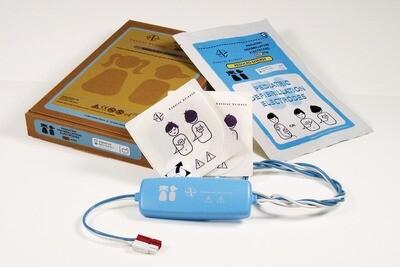 Cardiac Science Pediatric Electrode Pads