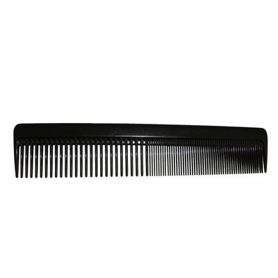 Comb, Black 7″