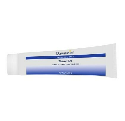 Shave Gel Clear 0.85 oz.