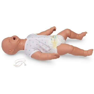 Simulaids Infant Choking Manikin w/Carry Bag