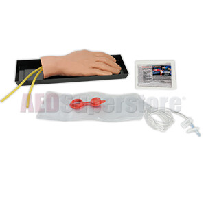 Simulaids IV Training Hand