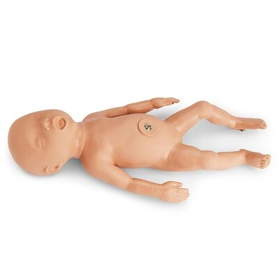 SSimulaids Premie Baby for Forceps/Vacuum Delivery OB Manikin
