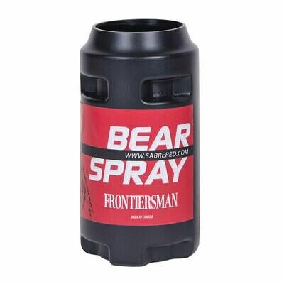 Frontiersman Bike Holster for Bear Spray