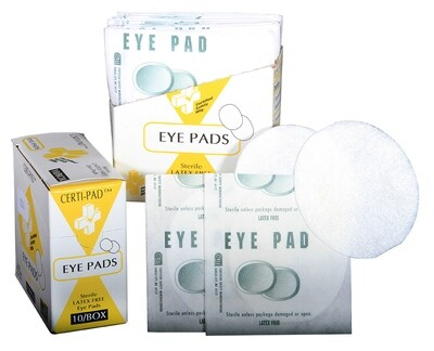 Eye-Pads - 10 in a Box