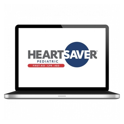 2020 Heartsaver Pediatric First Aid CPR AED Online 20-1404