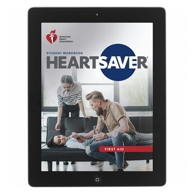 2020 Heartsaver First Aid Student eBook 20-3115