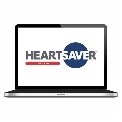 2020 AHA 2020 Heartsaver® CPR AED Online Key Code 20-1401