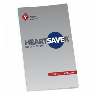 2020 Heartsaver First Aid CPR AED Reference Guide 20-1127