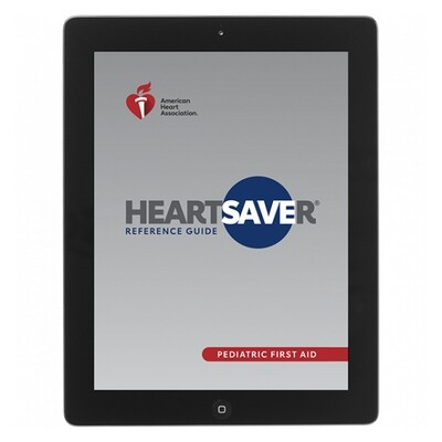2020 Heartsaver Pediatric First Aid Reference Guide Digital 20-3119