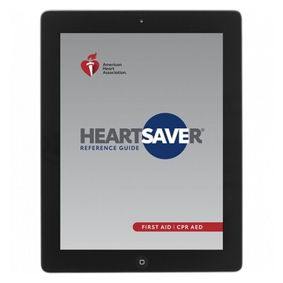 2020 AHA  Heartsaver First Aid CPR AED Digital Reference Guide 20-3118