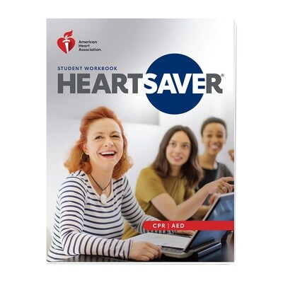 2020 Heartsaver CPR AED Student Workbook 20-1129
