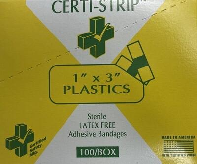 Certi-Strips 1