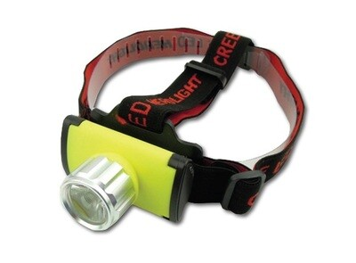 The Vision™ LED Headlight