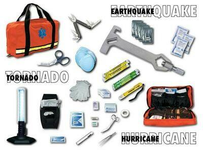 Emergency Disaster Kit