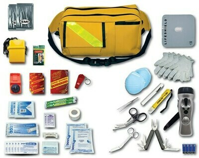 Weather Alert Survival Kit