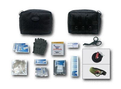 Emergency Tactical Response™ Gunshot Kits A True Lifesaver And A Must Have In Tactical/Medical Emergencies!