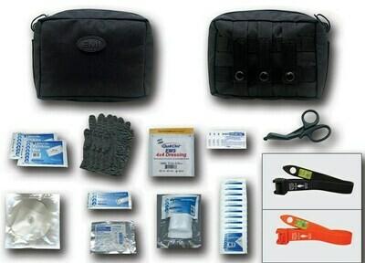 Emergency Tactical Response™ Gunshot Kit with S.T.A.T. Tourniquet