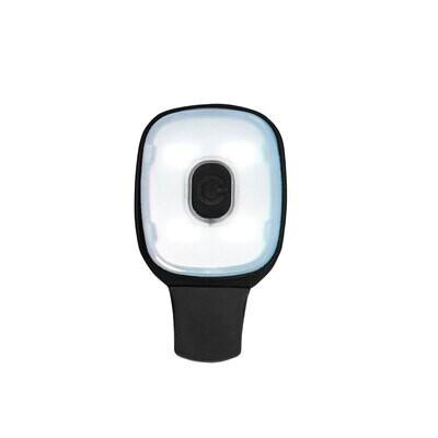 USB Rechargeable Light Clip Black HV12