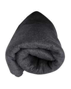Kemp USA Emergency Relief Blanket, Gray