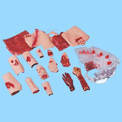 Simulaids Trauma Moulage Kit