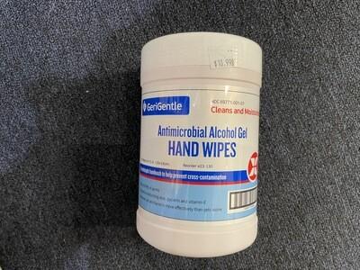GeriGentle Hand Wipes