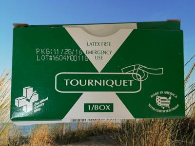 """781CG - Tourniquet - 1"""" x 17"""" - 1/unit 210-030"""