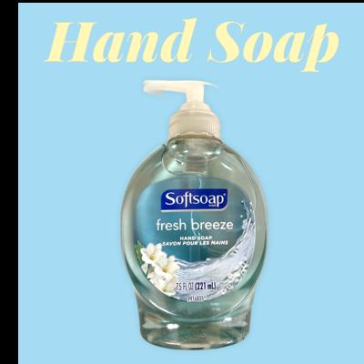 HAND SOAP - SOFT SOAP FRESH BREEZE 1.5 FL OZ