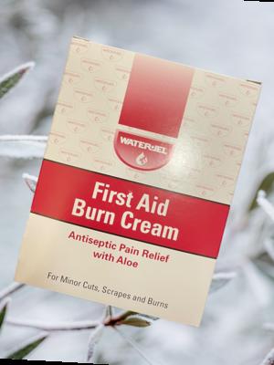 WaterJel First Aid Burn Cream Waterjel 144 Box