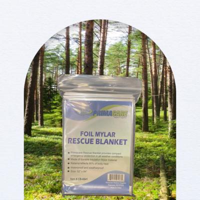 Primacare Emergency Mylar Thermal Blanket