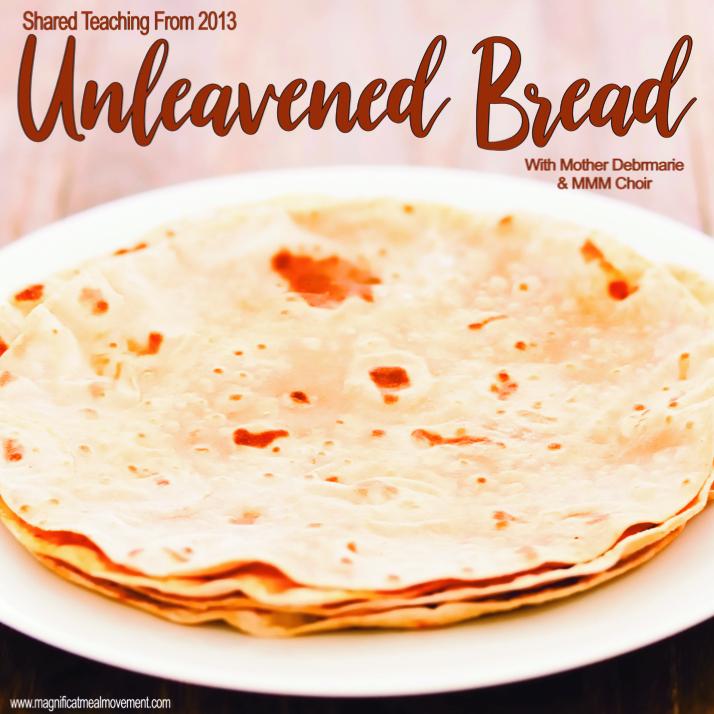 Unleavened Bread 10409