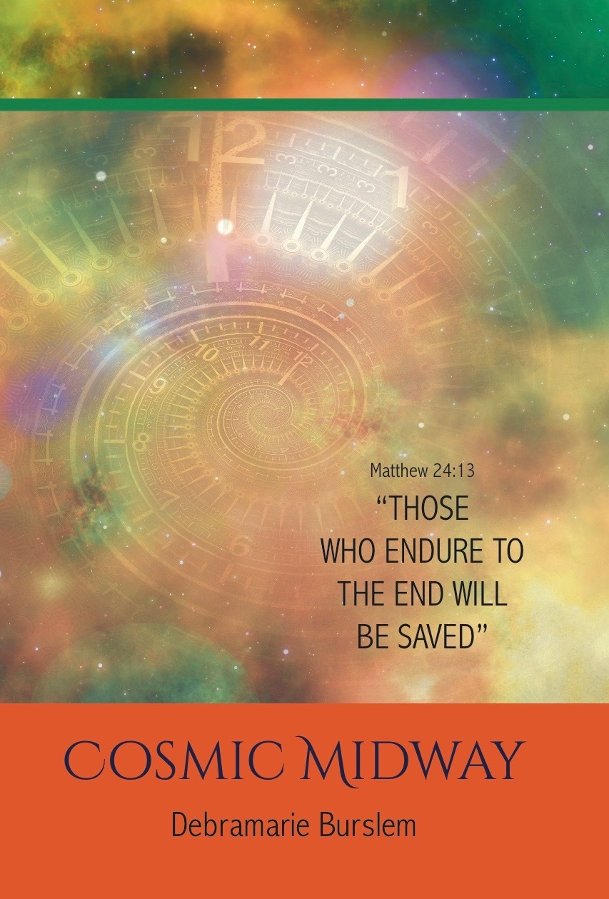 Cosmic Midway Paperback Book BK200919
