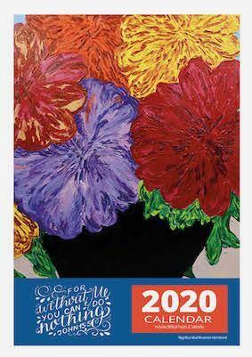 12 x Calendar 2020 T9ZLFPYS 2