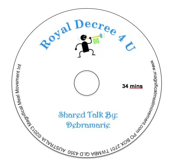 Royal Decree 4 U DL 10164