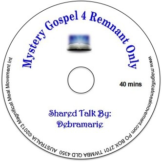Mystery Gospel 4 Remnant Only 10165