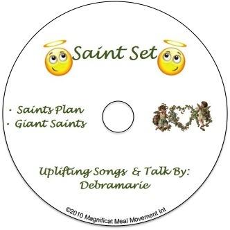 Saints Set 10167