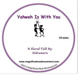 Yahweh Is With You DL10160