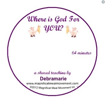 Where is God for you? DL10130