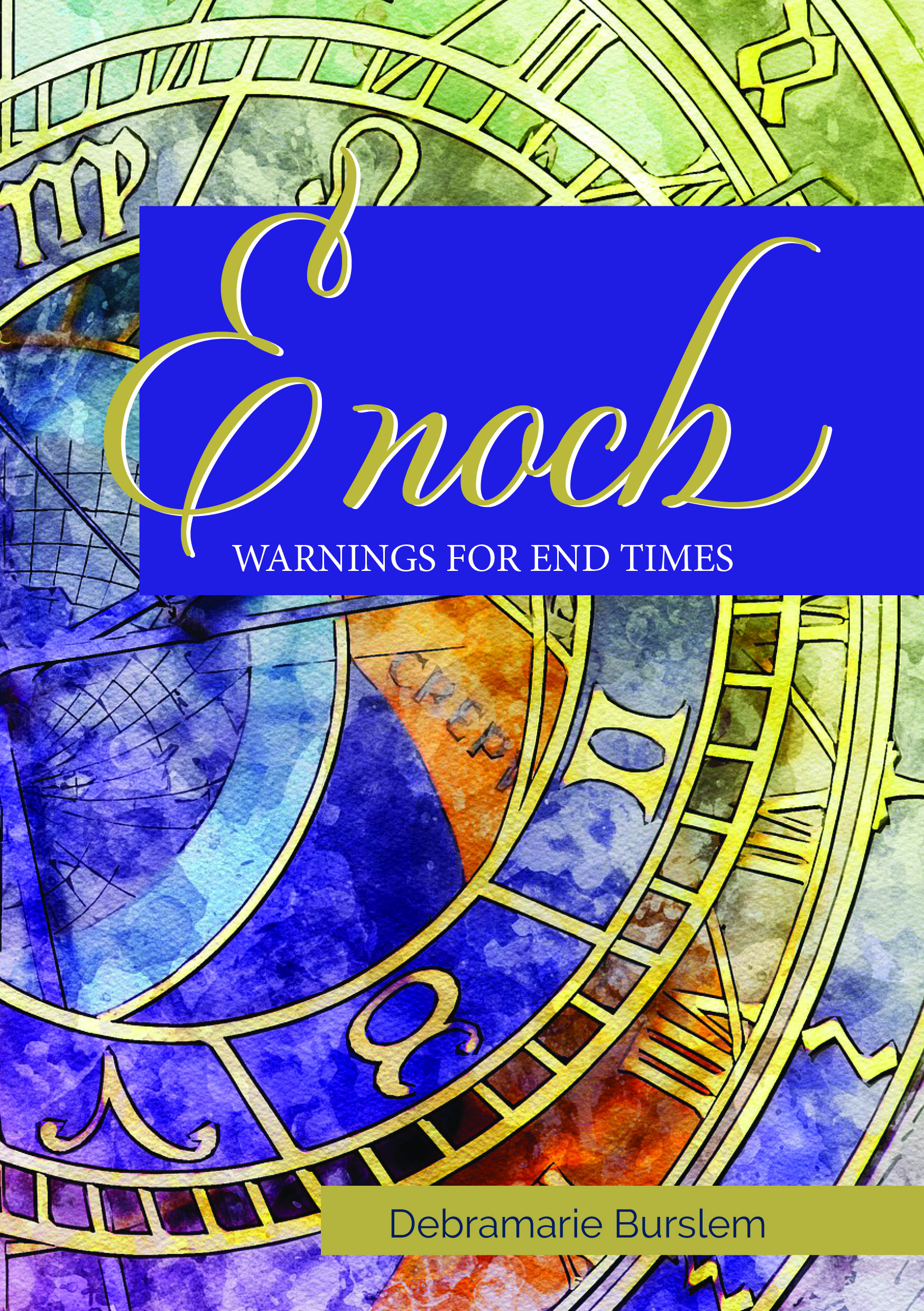 Enoch Warnings for End Times EWET