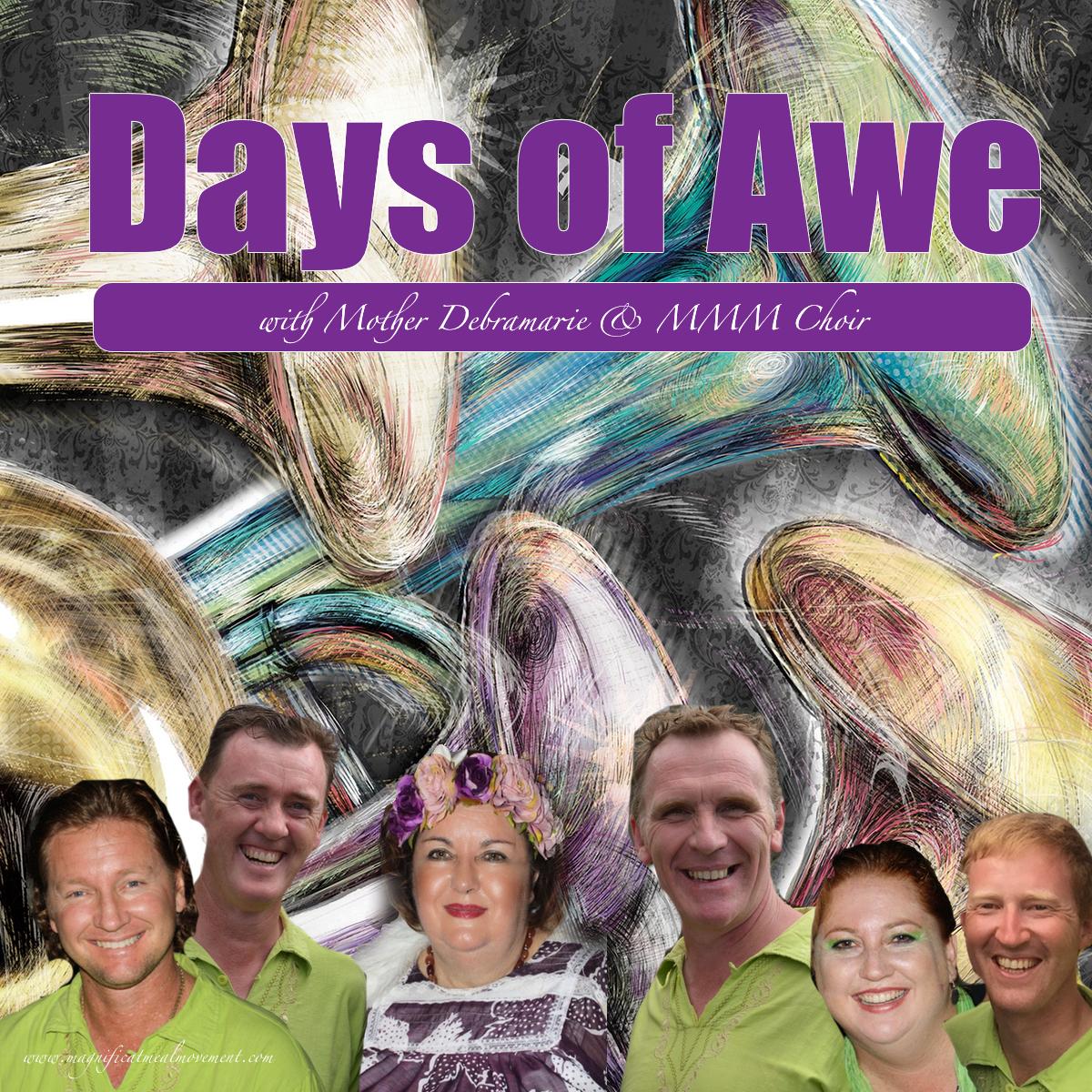 Days of Awe SKU 10436