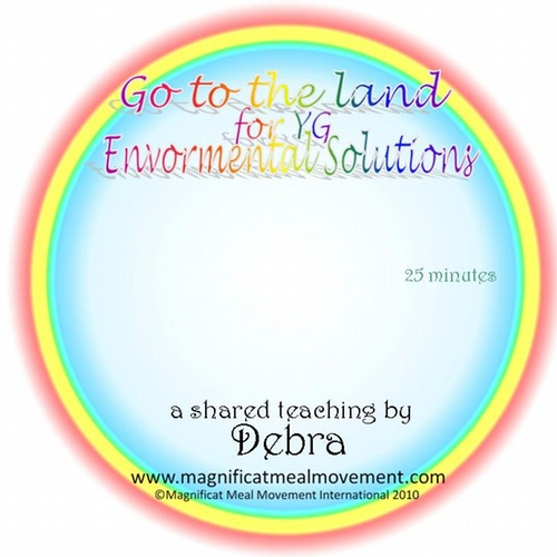 Go To the Land 4 YG Enviromental Solutions DL10126