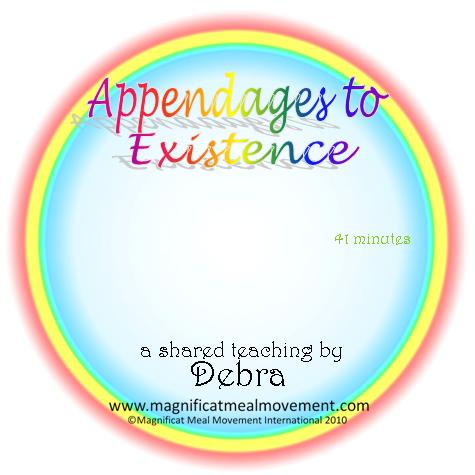 Appendages to Existence DL10128