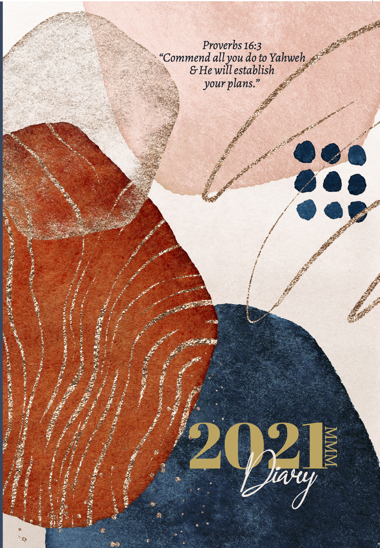 2021 Daily Planner DP2021