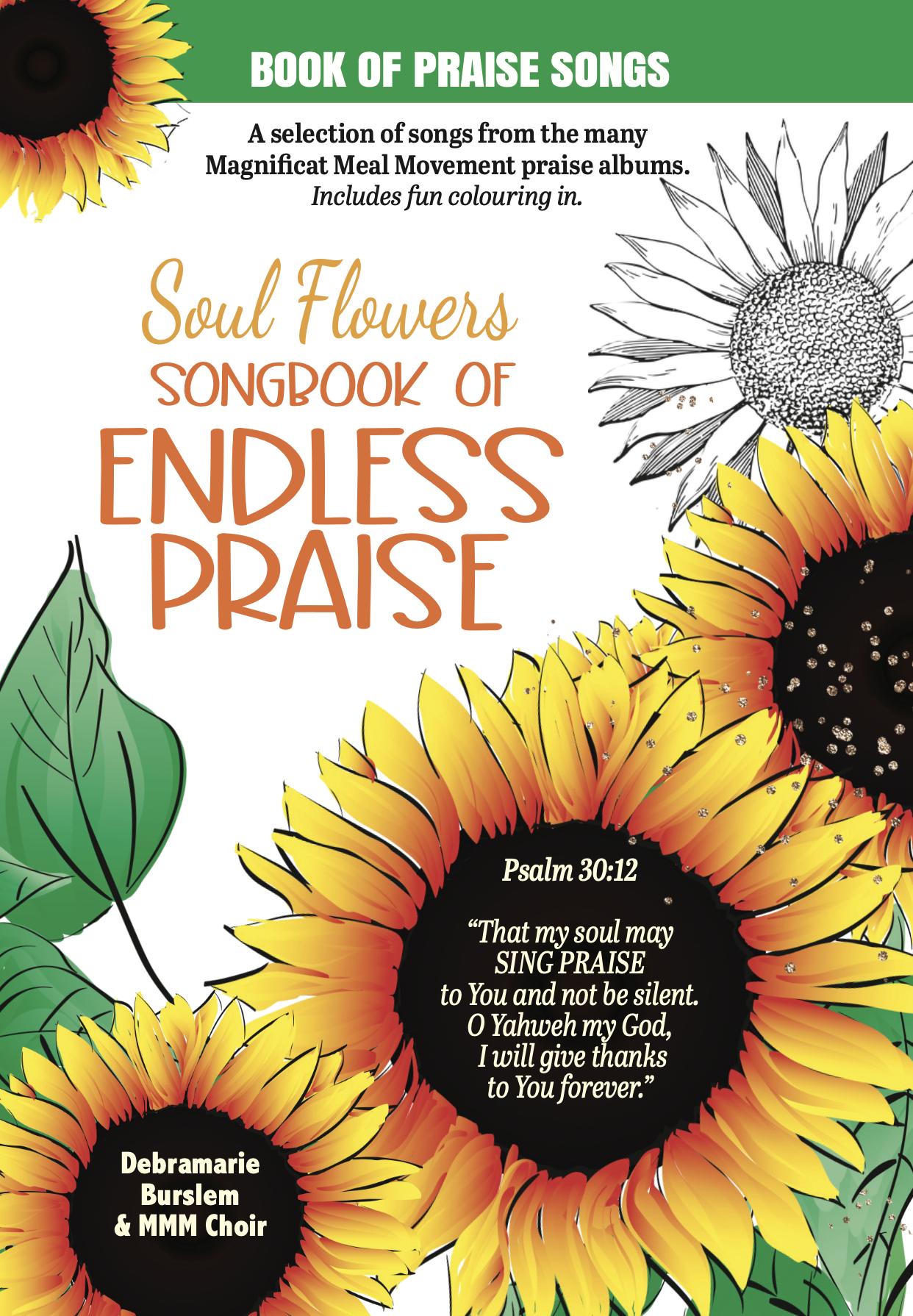 Soul Flowers Songbook of Endless Praise EBSFSOEP
