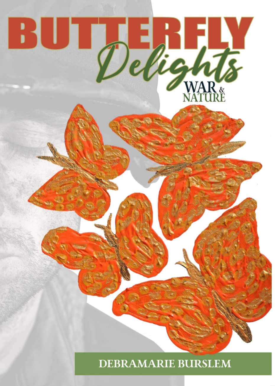Butterfly Delights - War & Nature 10481