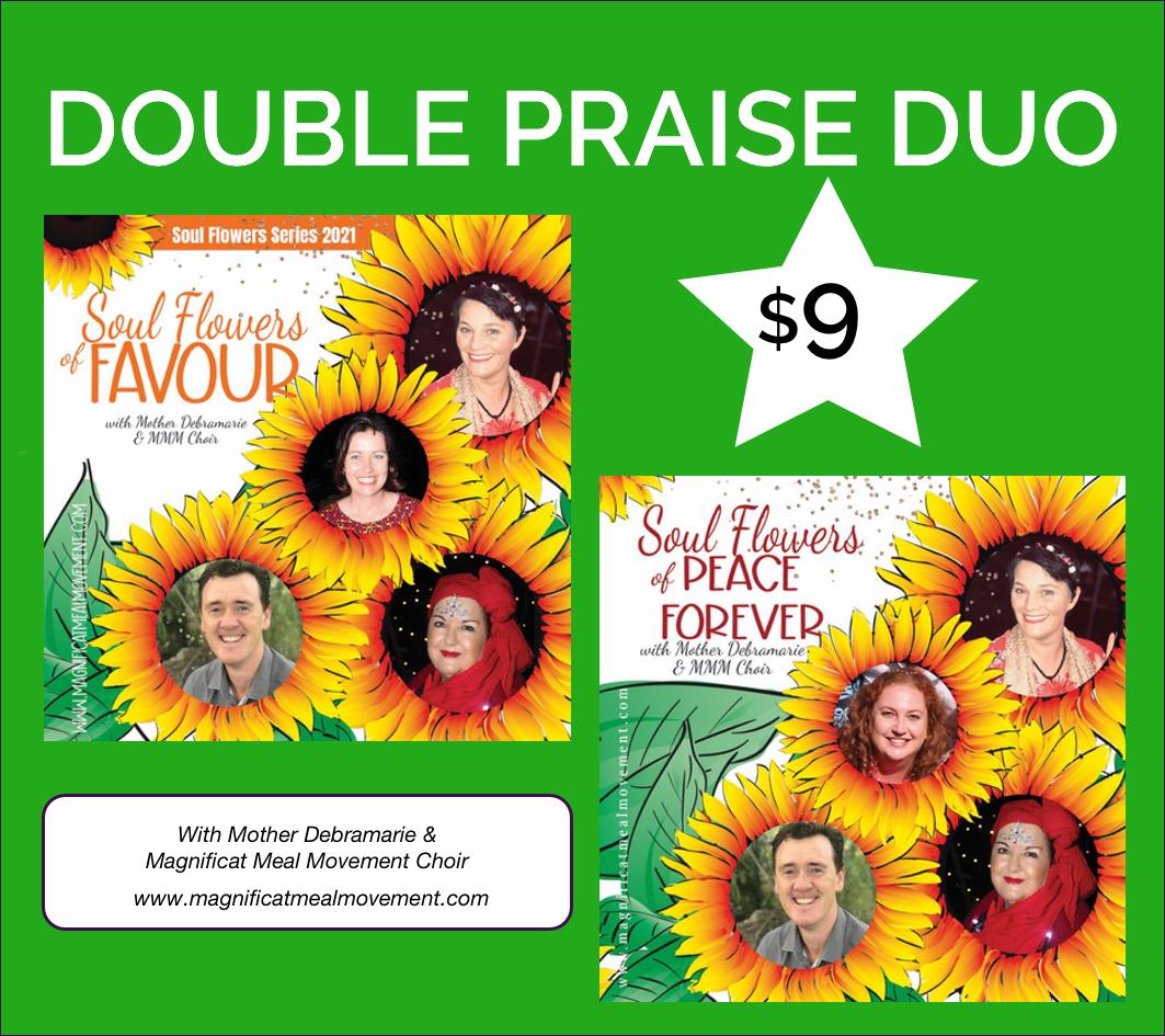 Double Praise Duo Set 10440