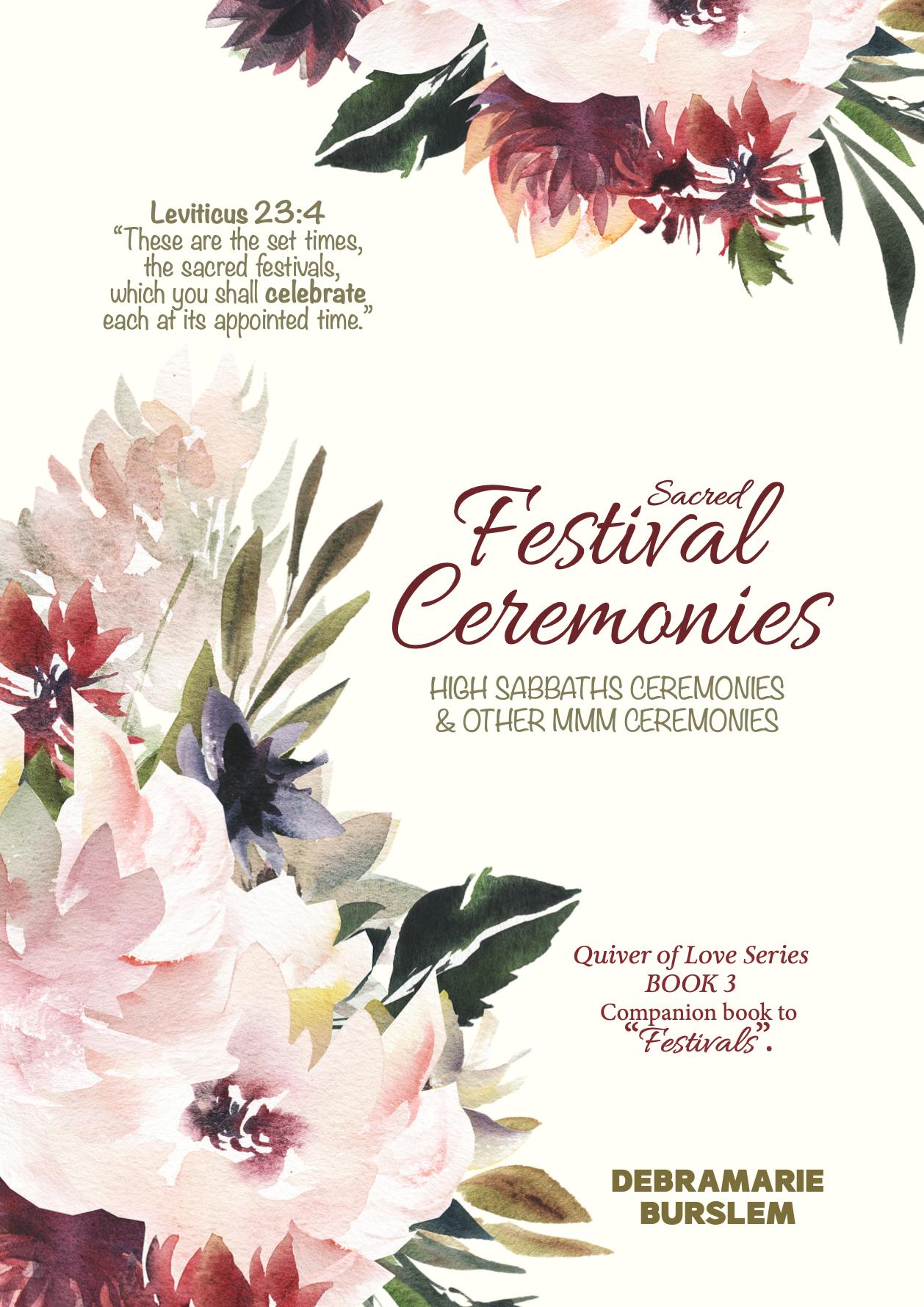 Sacred Festival Ceremonies 10488