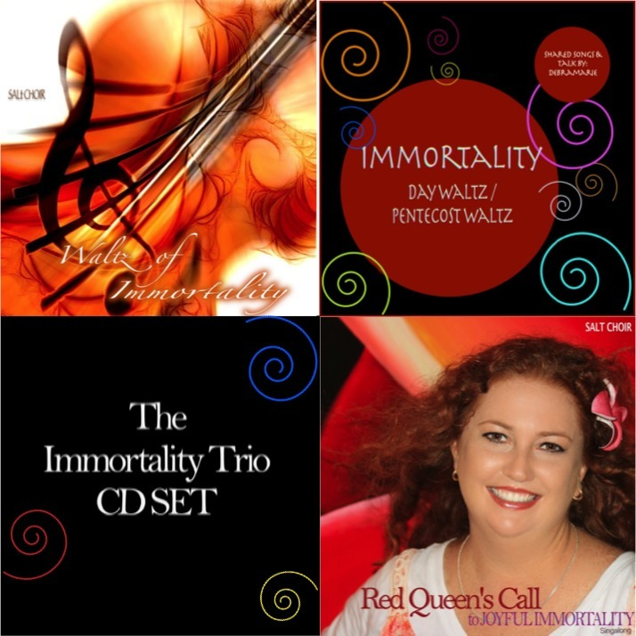 The Immortality Trio Cd Pack AMS20
