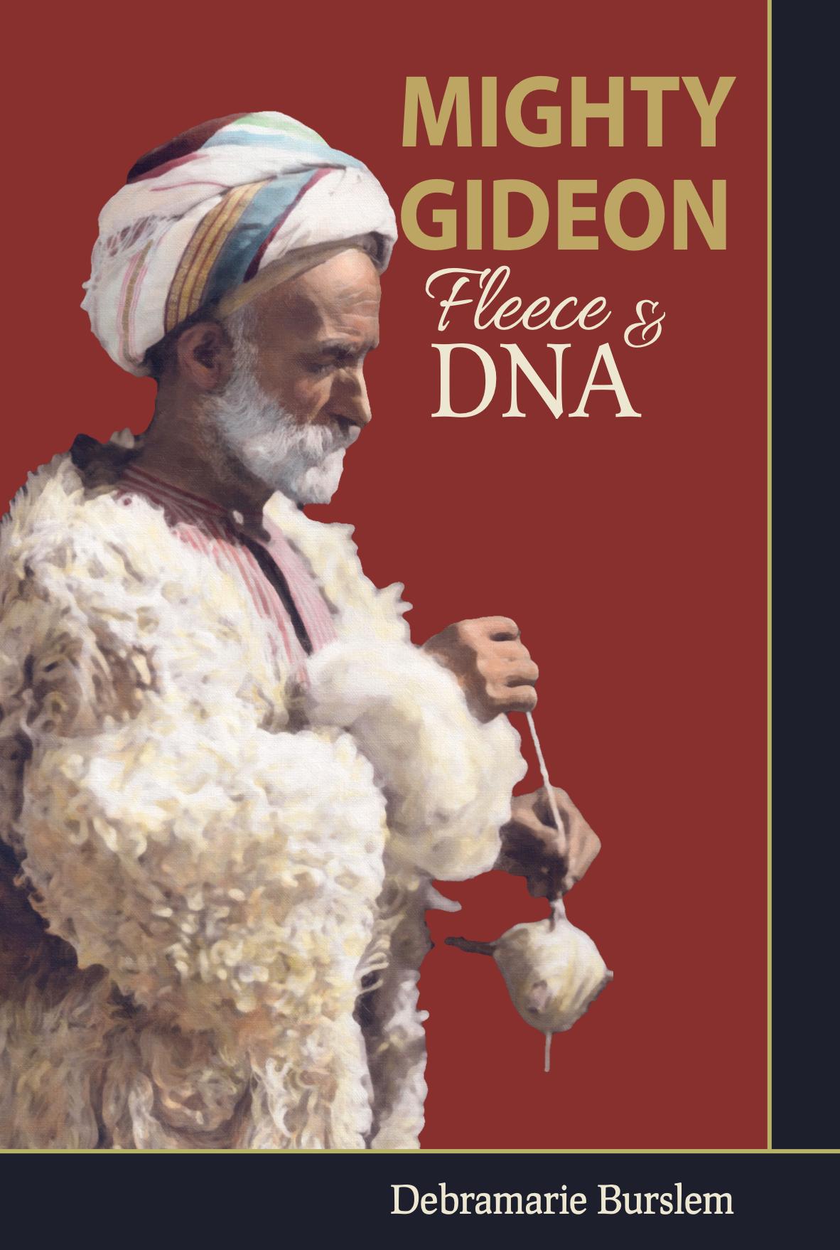 Mighty Gideon - Fleece & DNA SKU 10492