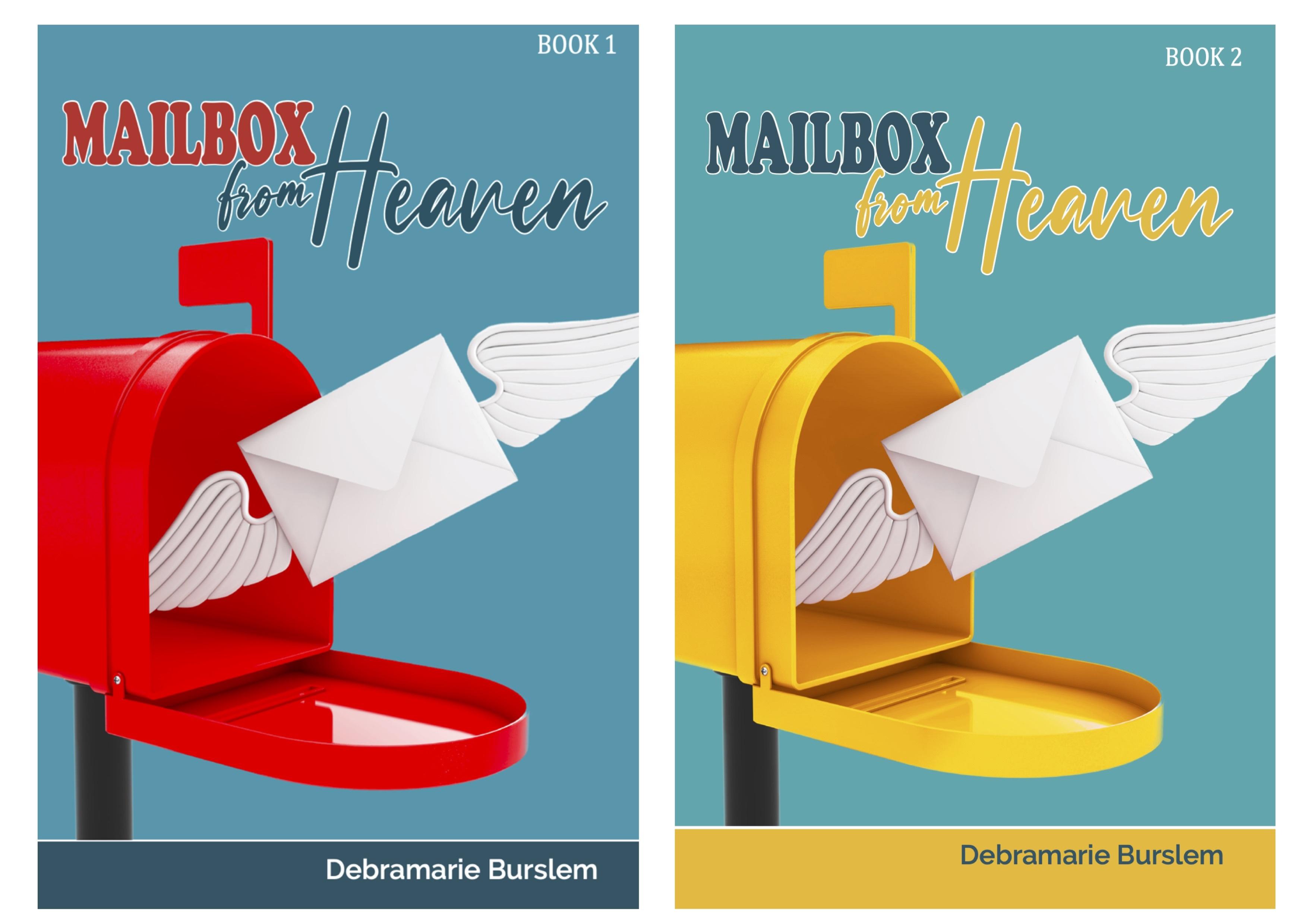 Mailbox Set (Book 1 & 2) 10493